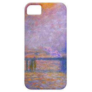Monet Charing Cross Bridge iPhone 5 Case