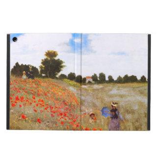 Monet Cliff Walk at Pourville iPad Case
