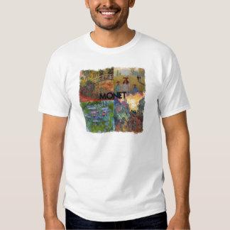 Monet Collage Tee Shirt