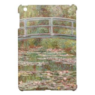 ~ Monet de los lirios de agua iPad Mini Cárcasa