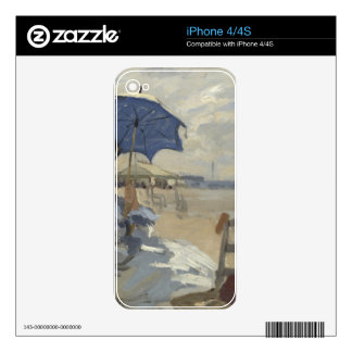 Monet Decals For iPhone 4