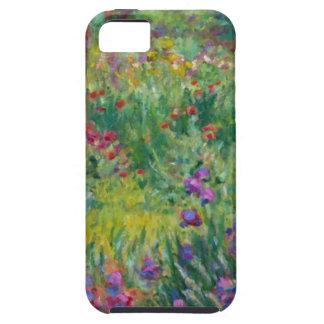 Monet - el jardín del artista en Giverny iPhone 5 Protector