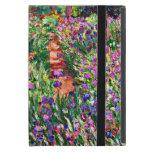 Monet - el jardín del iris en Giverny iPad Mini Carcasa