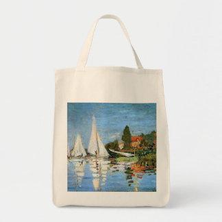 Monet Fine Art Regatta Bag