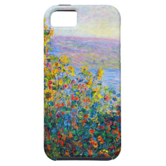 Monet - Flower Beds iPhone 5 Cover