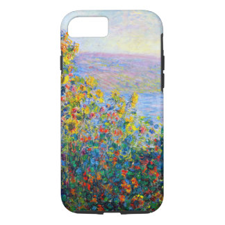 Monet - Flower Beds iPhone 7 Case