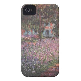 Monet flowers Artist Garden Giverny vines art iPhone 4 Cases