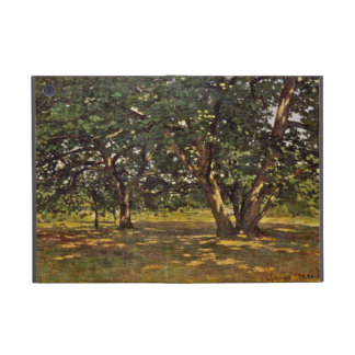 Monet Fontainebleau Forest Cases For iPad Mini