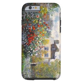 Monet Garden in Argenteuil iPhone 6 Case