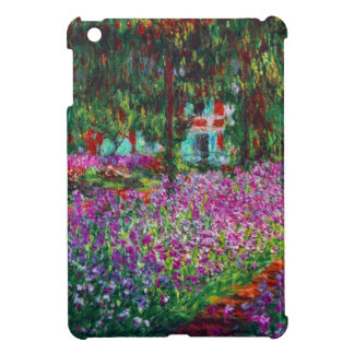 Monet Garden in Giverny Fine Art Cover For The iPad Mini