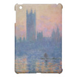 Monet - Houses of Parliament at Sunset iPad Mini Cases