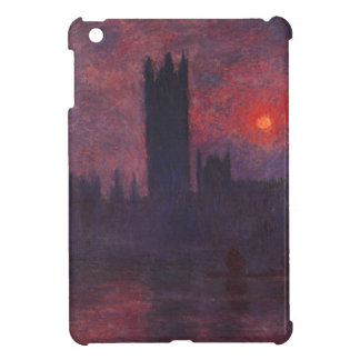 Monet Houses of Parliament at Sunset iPad Mini Covers