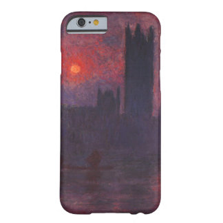 Monet Houses of Parliament at Sunset iPhone 6 case