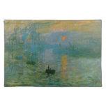 Monet Impression Sunrise Place Mat