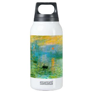 Monet Impressionism Sunrise SIGG Thermo 0.3L Insulated Bottle