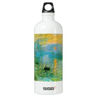 Monet Impressionism Sunrise SIGG Traveler 1.0L Water Bottle