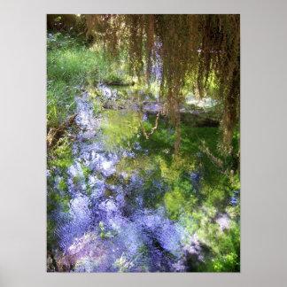 Monet in the Rainforest Print