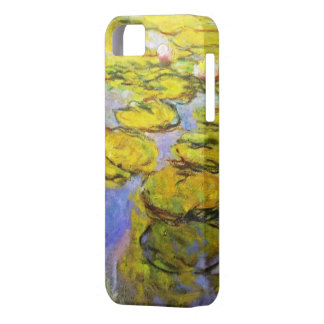 Monet Inspired Lily Pads iPhone SE/5/5s Case