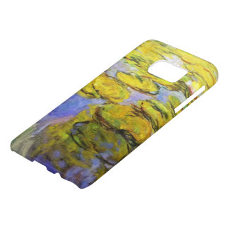 Monet Inspired Lily Pads Samsung Galaxy S7 Case