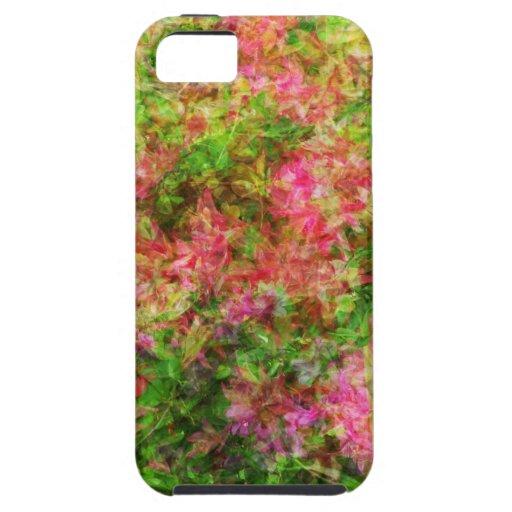 Monet inspiró iPhone 5 carcasa