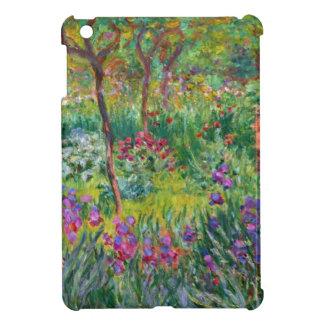 Monet Iris Garden at Giverny iPad Mini Case