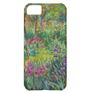 Monet Iris Garden at Giverny iPhone Case iPhone 5C Case