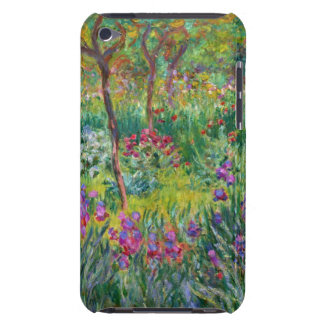 Monet Iris Garden at Giverny iPod Touch Case