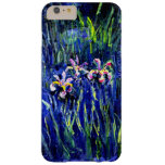 Monet - Irises Barely There iPhone 6 Plus Case