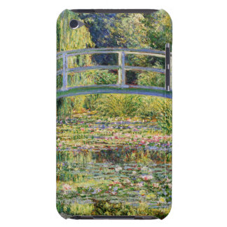 Monet Japanese Bridge with Water Lilies iPod Case-Mate Cases