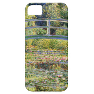 Monet Japanese Bridge with Water Lilies iPhone 5 Case