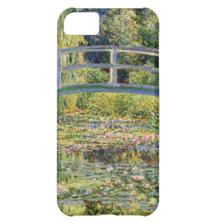 Monet Japanese Bridge with Water Lilies iPhone 5C Covers