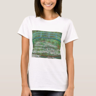Monet- Japanese Footbridge T-Shirt