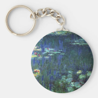Monet Key Chains