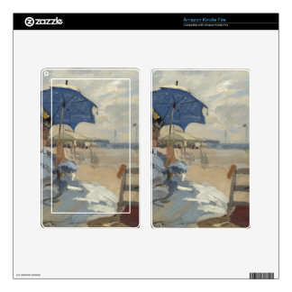 Monet Kindle Fire Decals