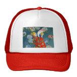 Monet - La Japonaise - French Impressionist Art Trucker Hat