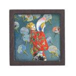 Monet - La Japonaise - Japanese Dancer Premium Jewelry Box