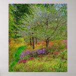 Monet Landscape Print