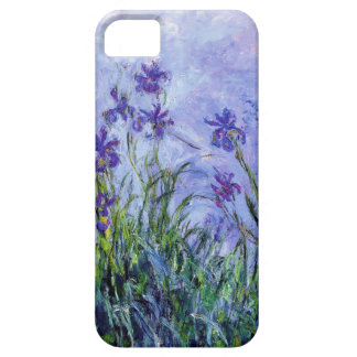 Monet Lilac Irises iPhone 5 Case