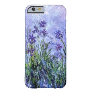 Monet Lilac Irises iPhone 6 Case