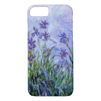 Monet Lilac Irises iPhone 7 case