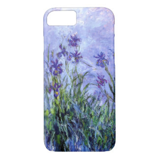 Monet Lilac Irises iPhone 7 Case