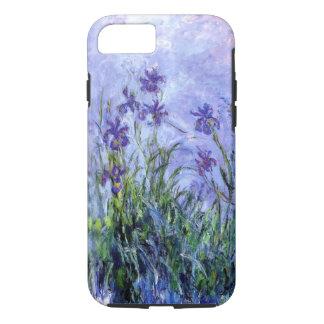 Monet Lilac Irises iPhone 7 Tough Case