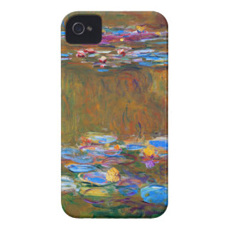 Monet - Lily Pond iPhone 4 Cover