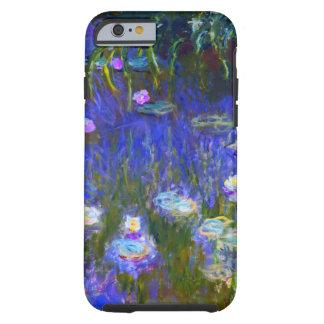 Monet - lirios de agua 1922 funda de iPhone 6 tough
