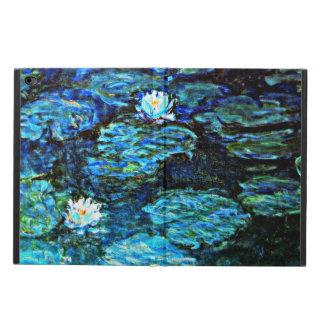 Monet - lirios de agua (azules)