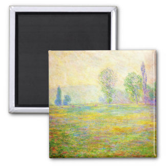 Monet Meadows at Giverny Magnet