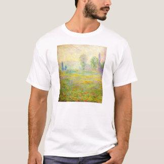 Monet Meadows at Giverny T-shirt