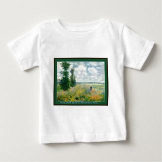 Monet, Monet, camiseta del niño de Monet Playeras