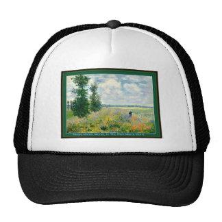 Monet Monet casquillo de Monet Gorro De Camionero
