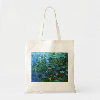 Monet Nympheas Water Lilies Tote Bag